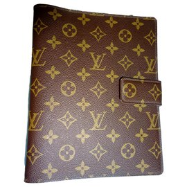 Louis Vuitton-Directory Repertoire-Light brown