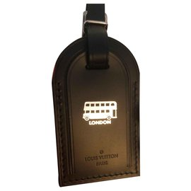 Louis Vuitton-Charmes de sac-Noir