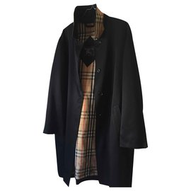 Burberry-Trench coat-Black