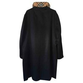 Burberry-Trench-coat-Noir