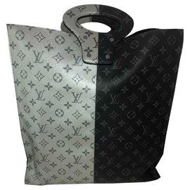 Louis Vuitton-Taschen Aktentaschen-Mehrfarben