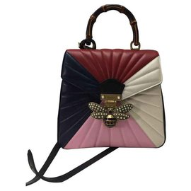 Gucci-GUCCI BACKPACK QUEEN MARGARET SAC A DOS-Multicolore