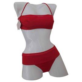 La Perla-maillot rouge La Perla - 42-Rouge