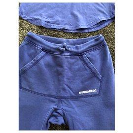 Dsquared2-Tenues-Bleu