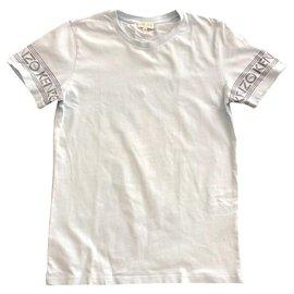 Kenzo-T-shirts-Bleu