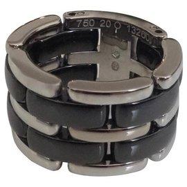 Chanel-CHANEL ULTRA GM RING-Black