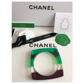 Chanel-Bracelet carré-Multicolore