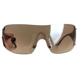 Christian Dior-Sunglasses-Khaki