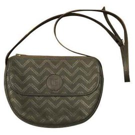 3c050d09 Pierre Balmain-Pierre Balmain Shoulder Bag-Brown,Khaki ...