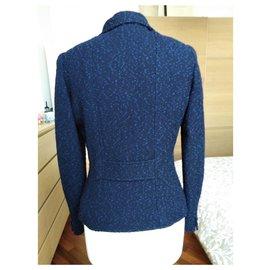 Chanel-tweed-Multiple colors