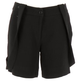 Claudie Pierlot-Short-Noir