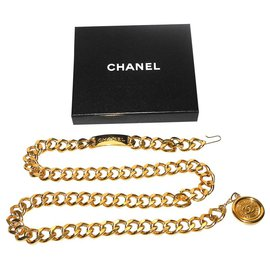 Chanel-Belts-Golden