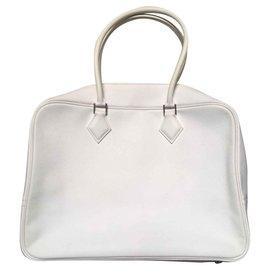 Hermès-Plume-White