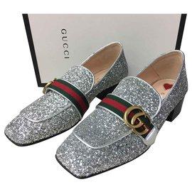 Gucci-Marmont-Argenté