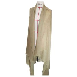 Hermès-Etole Hermes en cachemire et laine-Autre