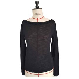 Chanel-Chanel sweater-Black