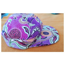 Etro-Etro baseball hat-Purple