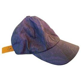 Etro-Casquette de baseball ETRO-Violet