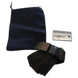 Prada-Belts-Black