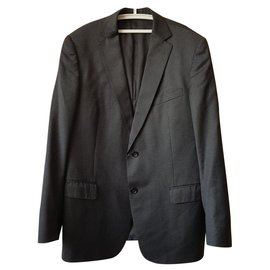 Ermenegildo Zegna-Blazers Jackets-Grey