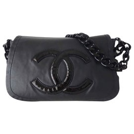Chanel-BESACE CHANEL ALL BLACK-Noir