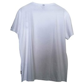 Autre Marque-Replay tees-White