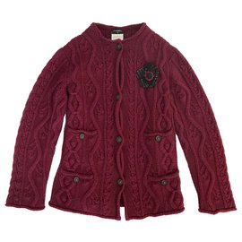 Chanel-Runway Paris-Edinburgh cashemere cardigan / jacket-Other