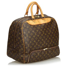 Louis Vuitton-Louis Vuitton Evasion Toile Monogramme Marron-Marron
