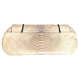 Céline-Clutch bags-Eggshell