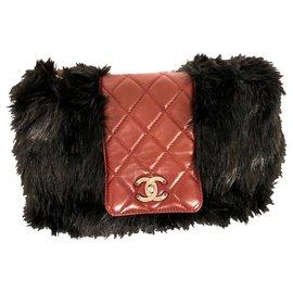 Chanel-Paris-Shanghai-Dark red