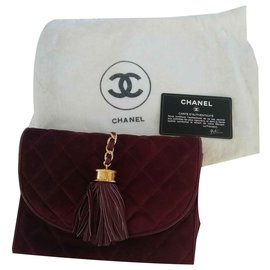 Chanel-Chanel Haute couture-Prune