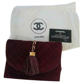 Chanel-Chanel Haute couture-Prune