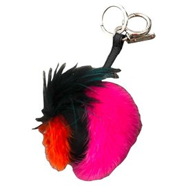 Fendi-Bag charms-Multiple colors