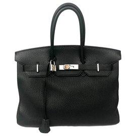Hermès-Birkin-Black
