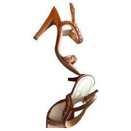 4fe8c0f1887 Sandales Chanel - Joli Closet