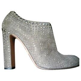 7a187b080e Second hand Prada Ankle boots - Joli Closet