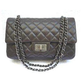 Chanel-Sacs à main-Marron