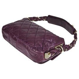Chanel-Sacs à main-Violet