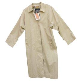 Burberry-Trench coats-Beige