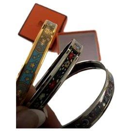 Hermès-Magnifiques bracelet hermes-Multicolore