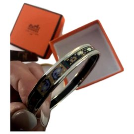 Hermès-Wunderschönes Hermès Armband-Mehrfarben