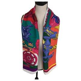 Hermès-della cavalieria-Multicolore
