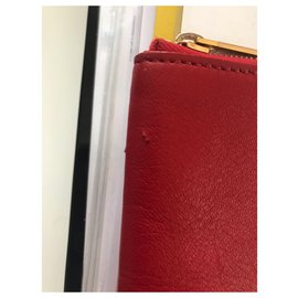 Céline-Celine clutch-Red