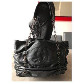 Chanel-Hand bags-Black