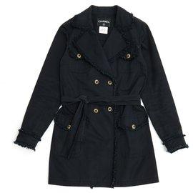 Chanel-BLACK JEWELLED FR38-Noir
