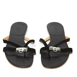 Hermès-CORFOU FR37.5 BLACK-Noir