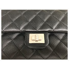 Chanel-Chanel, Belt Clutch 2.55-Black