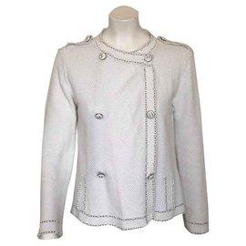 Chanel-Cardigan-White