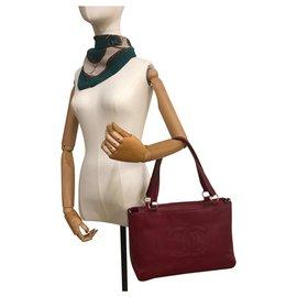 Chanel-Sac cabas d'affaires-Autre