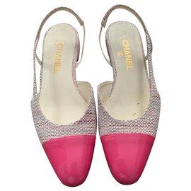 Chanel-Heels-Pink